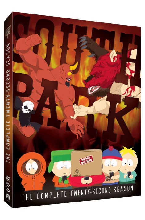 'South Park: The Complete Twenty-Second Season'; Arrives On Blu-ray & DVD May 28, 2019 From Comedy Central & Paramount 4