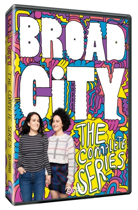 'Broad City: Season 5' & 'Broad City: The Complete Series'; Both Arrive On DVD July 9, 2019 From Paramount 5