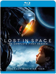 'Lost In Space: The Complete First Season'; The New Series Arrives On Blu-ray & DVD June 4, 2019 From Fox Home Ent. 1