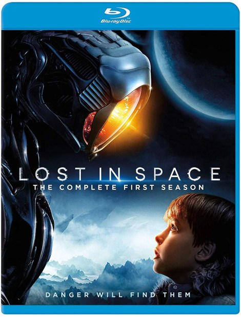 'Lost In Space: The Complete First Season'; The New Series Arrives On Blu-ray & DVD June 4, 2019 From Fox Home Ent. 2