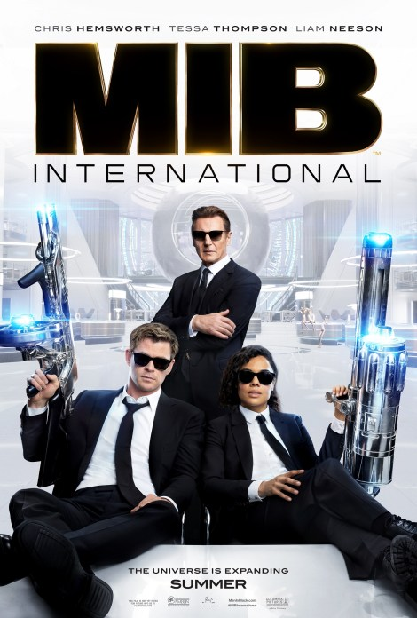 Check Out The New Trailer & Poster For 'Men In Black: International' 3