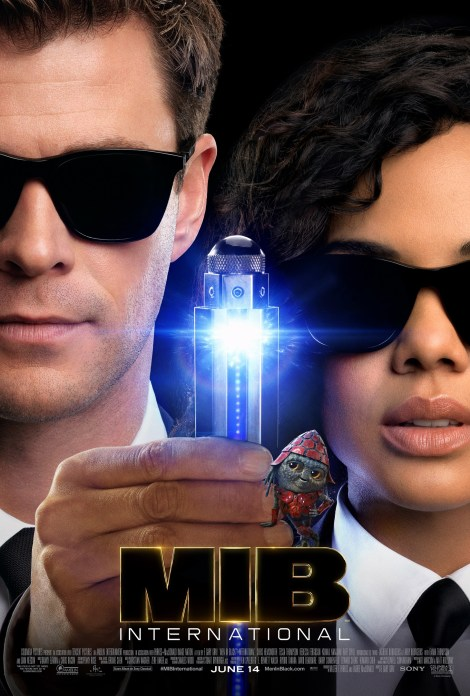 Check Out The New Trailer & Poster For 'Men In Black: International' 2