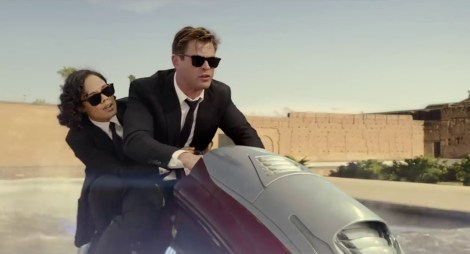 Check Out The New Trailer & Poster For 'Men In Black: International' 1