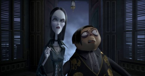 Family Gets Weird In The First Trailer & Poster For 'The Addams Family' Animated Film 1