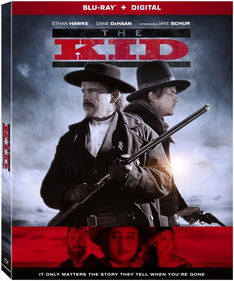 'The Kid'; The Vincent D'Onofrio Directed Western Arrives On Blu-ray, DVD & Digital June 4, 2019 From Lionsgate 4