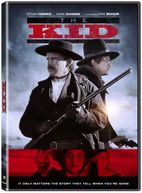 'The Kid'; The Vincent D'Onofrio Directed Western Arrives On Blu-ray, DVD & Digital June 4, 2019 From Lionsgate 5