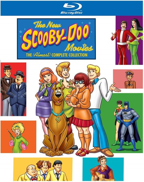 'The New Scooby-Doo Movies' Celebrates Scooby's 50th Anniversary With 'The (Almost) Complete Collection' On Blu-ray & DVD & ' The Best Of: The Lost Episodes' On DVD June 4, 2019 From Warner Bros 4