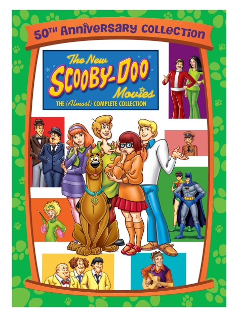 'The New Scooby-Doo Movies' Celebrates Scooby's 50th Anniversary With 'The (Almost) Complete Collection' On Blu-ray & DVD & ' The Best Of: The Lost Episodes' On DVD June 4, 2019 From Warner Bros 5