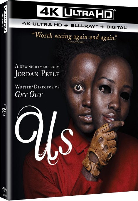 Jordan Peele's 'US'; Arrives On Digital June 4 & On 4K Ultra HD, Blu-ray & DVD June 18, 2019 From Universal 3