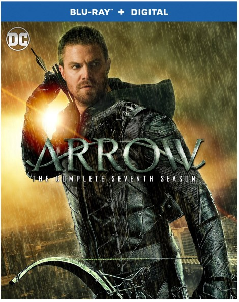 'Arrow: The Complete Seventh Season'; Arrives On Blu-ray & DVD August 20, 2019 From DC & Warner Bros 3