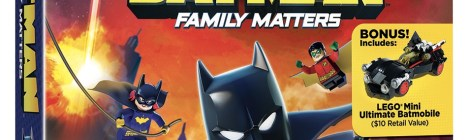 Trailer, Artwork & Release Details For 'LEGO DC: Batman - Family Matters'; Arriving On Blu-ray, DVD & Digital August 6, 2019 From LEGO, DC & Warner Bros 15