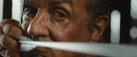 Stallone Is Back For Blood In The First Trailer & Poster For 'Rambo: Last Blood' 1