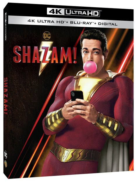 'Shazam!'; Arrives On Digital July 2 & On 4K Ultra HD, Blu-ray & DVD July 16, 2019 From DC & Warner Bros 2