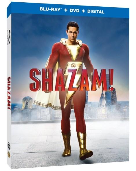 'Shazam!'; Arrives On Digital July 2 & On 4K Ultra HD, Blu-ray & DVD July 16, 2019 From DC & Warner Bros 4