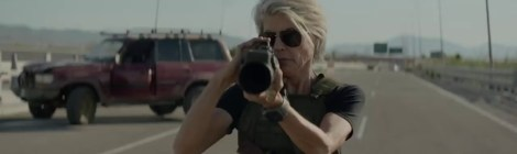 Linda Hamilton Returns In The First Trailer & Poster For 'Terminator: Dark Fate' 13