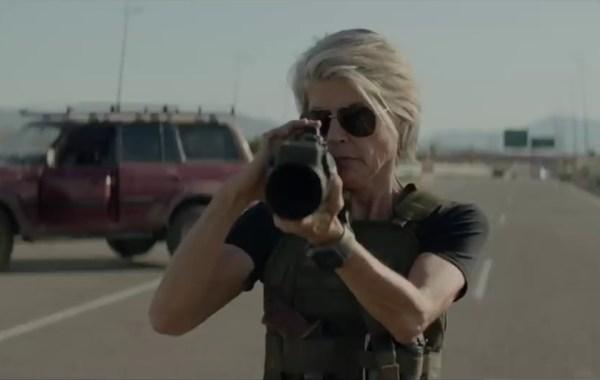 Linda Hamilton Returns In The First Trailer & Poster For 'Terminator: Dark Fate' 7