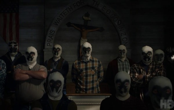 The End Of The World Looms In The First Trailer For HBO's 'Watchmen' Series 7