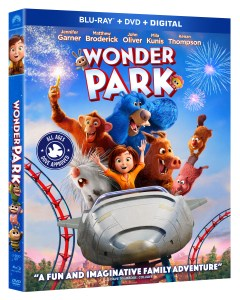 'Wonder Park'; The Animated Adventure Arrives On Digital June 4 & On Blu-ray & DVD June 18, 2019 From Paramount 1