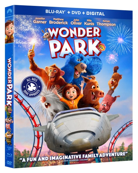 'Wonder Park'; The Animated Adventure Arrives On Digital June 4 & On Blu-ray & DVD June 18, 2019 From Paramount 3