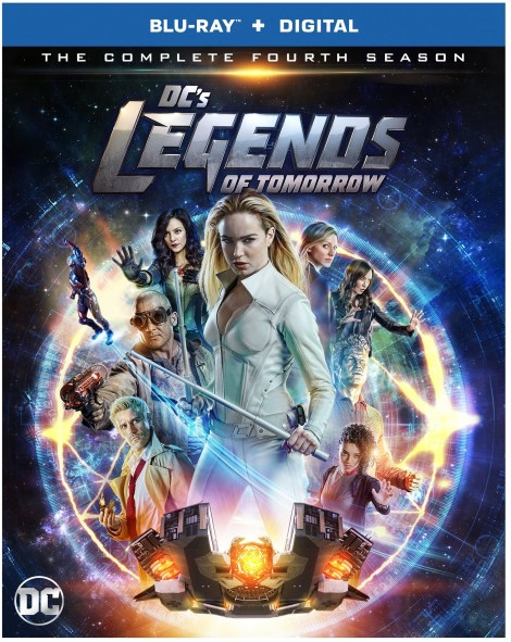 'DC's Legends Of Tomorrow: The Complete Fourth Season'; Arrives On Blu-ray & DVD September 24, 2019 From DC & Warner Bros 2