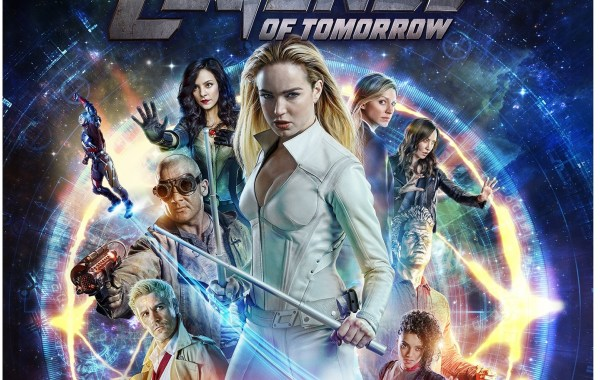 'DC's Legends Of Tomorrow: The Complete Fourth Season'; Arrives On Blu-ray & DVD September 24, 2019 From DC & Warner Bros 30