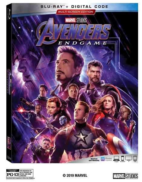 Marvel's 'Avengers: Endgame'; Arrives On Digital July 30 & On 4K Ultra HD, Blu-ray & DVD August 13, 2019 From Marvel Studios 4