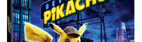 'POKÉMON Detective Pikachu'; Arrives On Digital July 23 & On 4K Ultra HD, Blu-ray & DVD August 6, 2019 From Warner Bros 5