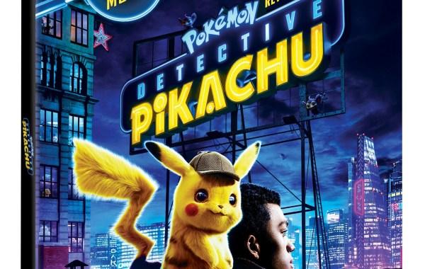 'POKÉMON Detective Pikachu'; Arrives On Digital July 23 & On 4K Ultra HD, Blu-ray & DVD August 6, 2019 From Warner Bros 19