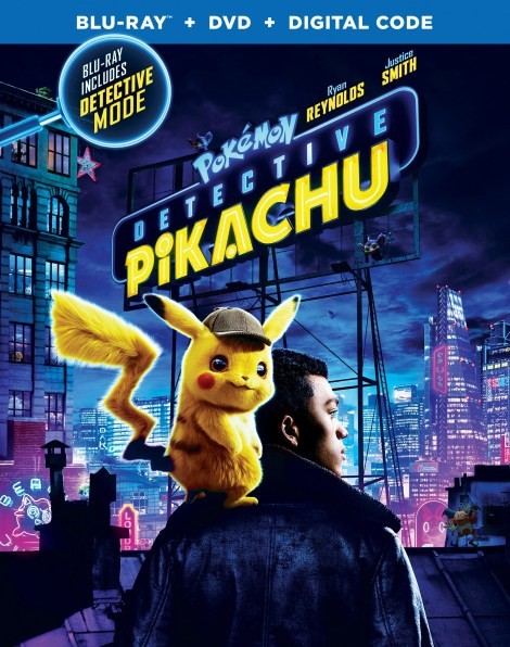 'POKÉMON Detective Pikachu'; Arrives On Digital July 23 & On 4K Ultra HD, Blu-ray & DVD August 6, 2019 From Warner Bros 7