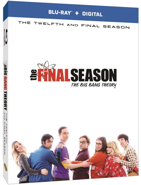 'The Big Bang Theory' - 'The Complete Twelfth & Final Season' & 'The Complete Series'; Arriving On Blu-ray & DVD November 12, 2019 From Warner Bros 4