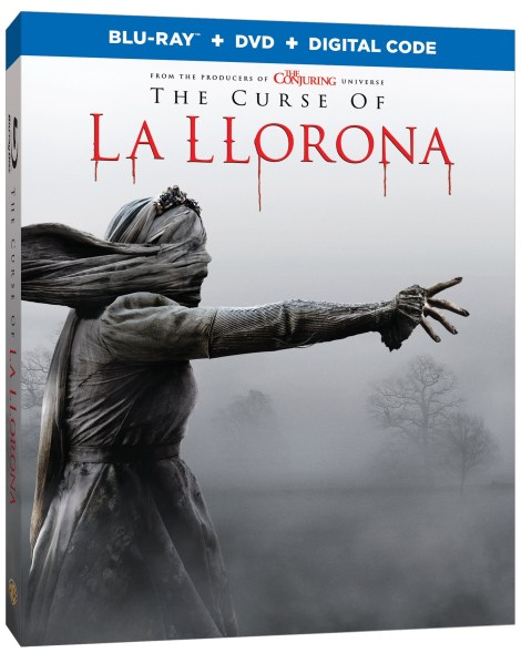 'The Curse Of La Llorona'; The Horror Film Arrives On Digital July 16 & On Blu-ray & DVD August 6, 2019 From Warner Bros 4