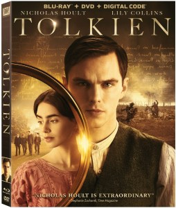 'Tolkien'; The Iconic Storyteller's Tale Arrives On Digital July 23 & On Blu-ray & DVD August 6, 2019 From Fox 1