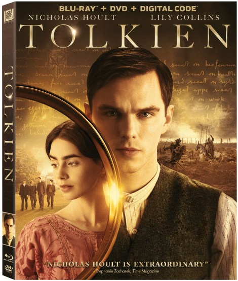 'Tolkien'; The Iconic Storyteller's Tale Arrives On Digital July 23 & On Blu-ray & DVD August 6, 2019 From Fox 2