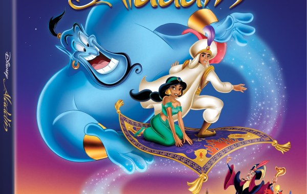 Disney's 'Aladdin'; The Animated Classic Joins The Walt Disney Signature Collection On Digital August 27 & On 4K Ultra HD & Blu-ray September 10, 2019 From Disney 10