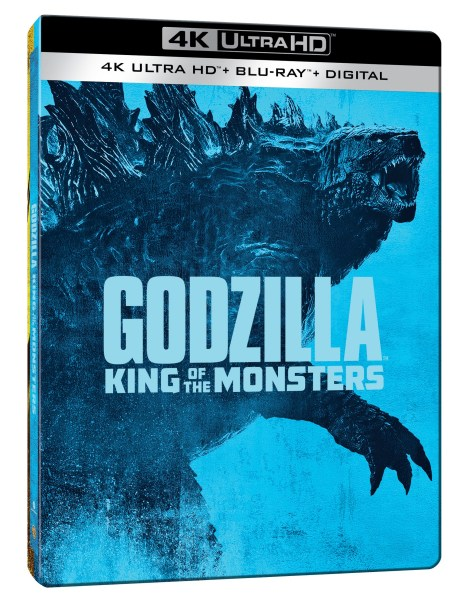 'Godzilla: King Of The Monsters'; Arrives On Digital August 13 & On 4K Ultra HD, Blu-ray & DVD August 27, 2019 From Warner Bros 6