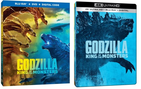 'Godzilla: King Of The Monsters'; Arrives On Digital August 13 & On 4K Ultra HD, Blu-ray & DVD August 27, 2019 From Warner Bros 1