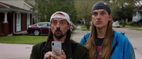 The Red Band Trailer For 'Jay And Silent Bob Reboot' Takes The Lovable Duo Back To Hollywood 1