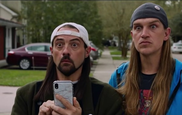 The Red Band Trailer For 'Jay And Silent Bob Reboot' Takes The Lovable Duo Back To Hollywood 6