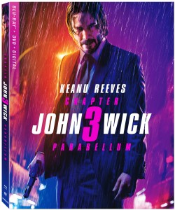 [Blu-Ray Review] John Wick: Chapter 3 - Parabellum: Now Available On 4K Ultra HD, Blu-ray, DVD & Digital From Lionsgate 1