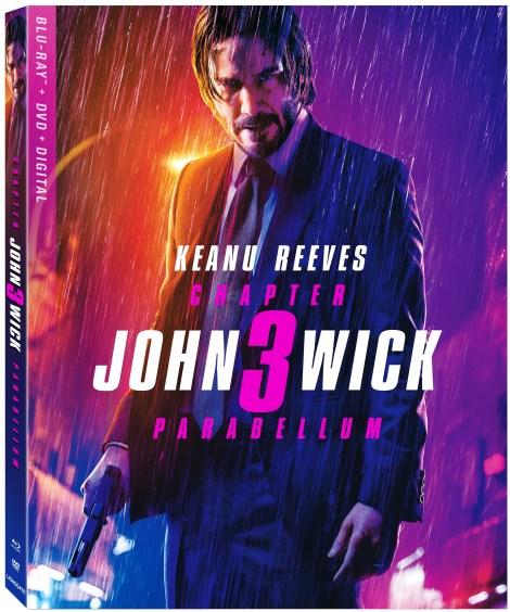 'John Wick: Chapter 3 - Parabellum'; Arrives On Digital August 23 & On 4K Ultra HD, Blu-ray & DVD September 10, 2019 From Lionsgate 15