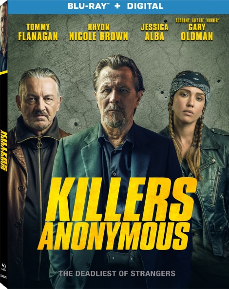 'Killers Anonymous'; The Thriller Arrives On Blu-ray, DVD & Digital August 27, 2019 From Lionsgate 4