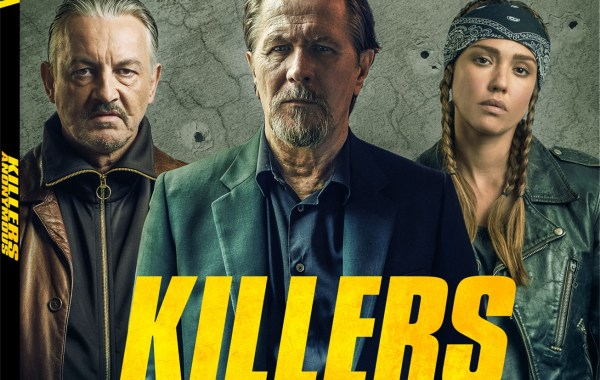 'Killers Anonymous'; The Thriller Arrives On Blu-ray, DVD & Digital August 27, 2019 From Lionsgate 28