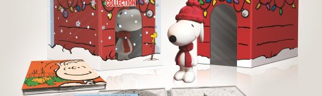 'Peanuts 70th Anniversary Holiday Collection'; Arriving In A Limited Edition Blu-ray Gift Set On October 1, 2019 From Warner Bros 2