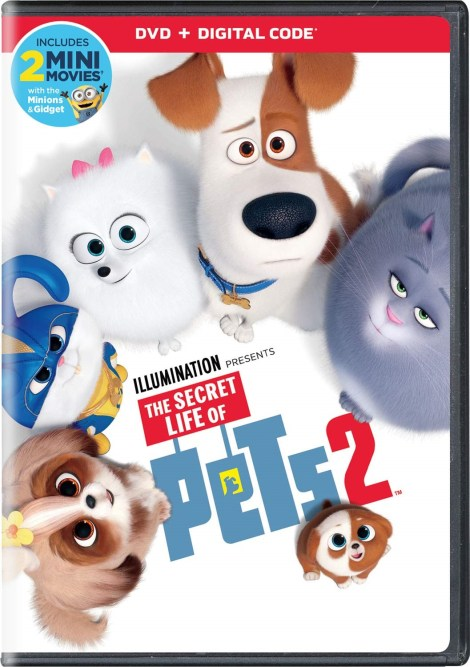 'The Secret Life Of Pets 2'; Arrives On Digital August 13 & On 4K Ultra HD, Blu-ray & DVD August 27, 2019 From Illumination & Universal 8