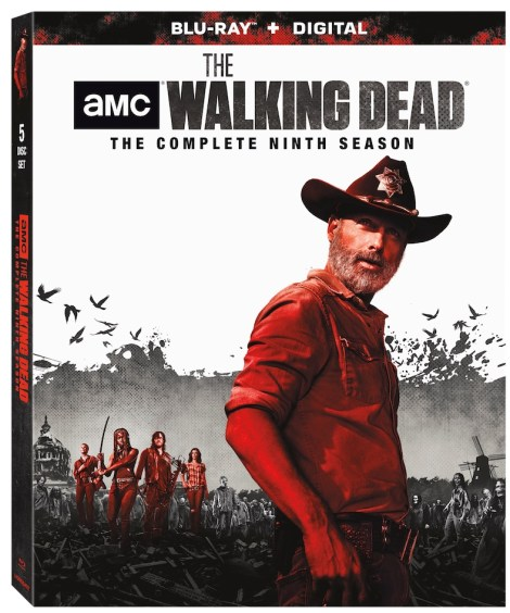 'The Walking Dead: The Complete Ninth Season'; Arrives On Blu-ray & DVD August 20, 2019 From Lionsgate 4