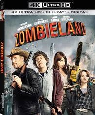 'ZOMBIELAND'; The Modern Cult Classic Celebrates Its 10th Anniversary On 4K Ultra HD October 1, 2019 From Sony 1