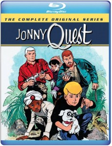 [Blu-Ray Review] Jonny Quest: The Complete Original Series: Now Available On Blu-ray From Warner Archive Collection 3