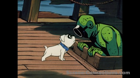 [Blu-Ray Review] Jonny Quest: The Complete Original Series: Now Available On Blu-ray From Warner Archive Collection 5
