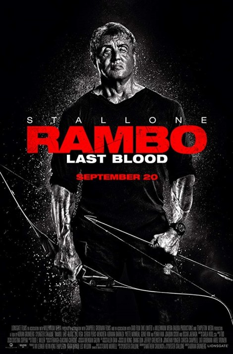 His War Comes Home In The New Trailer & Poster For 'Rambo: Last Blood' 2