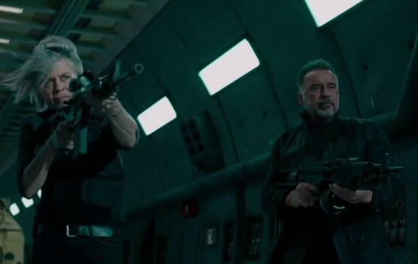 The New Trailer & Poster For 'Terminator: Dark Fate' Are Here! 9